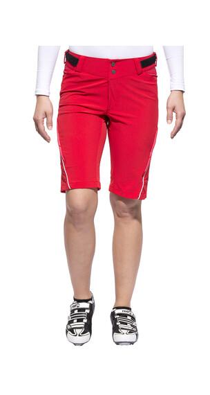 Endura Singletrack Lite Short Damen Rot